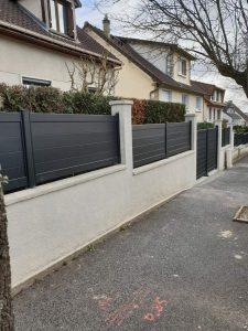 Installation portail et cloture en essonne